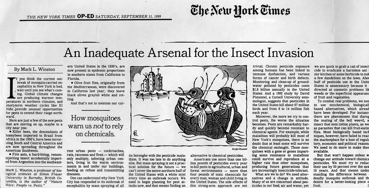 ny times science essays Free york yankees papers, essays [tags: new york city, aliens, science fiction strong essays: the new york times coverage of the holocaust.
