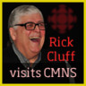 Rick Cluff Visits Communication Class