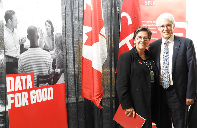 SFU launches Data for Good to solve social and economic challenges in Canada