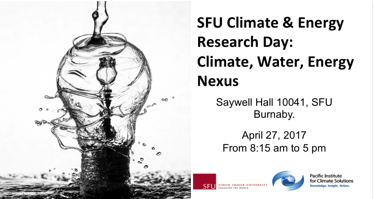 Climate Research Day