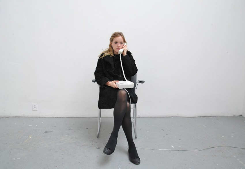 Dumped By My Future, Alannah Clamp, Performance, 2014