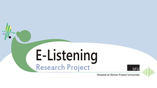 E-Listening Research Project