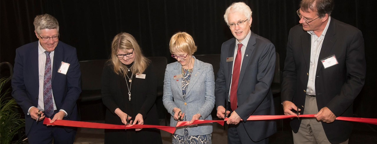 Research Hub Opening Ceremony