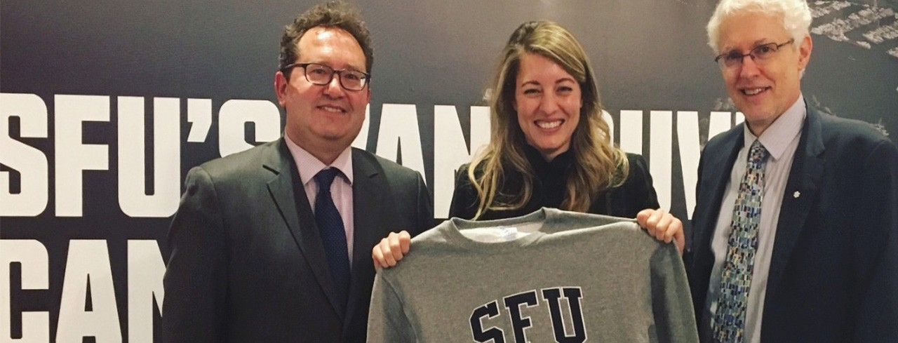 SFU lands $3 million to expand programs in French