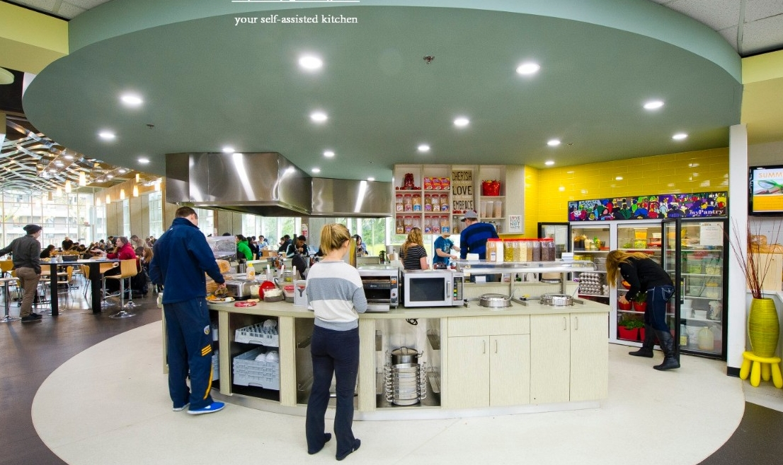 SFU Dining Services - Dining Hall