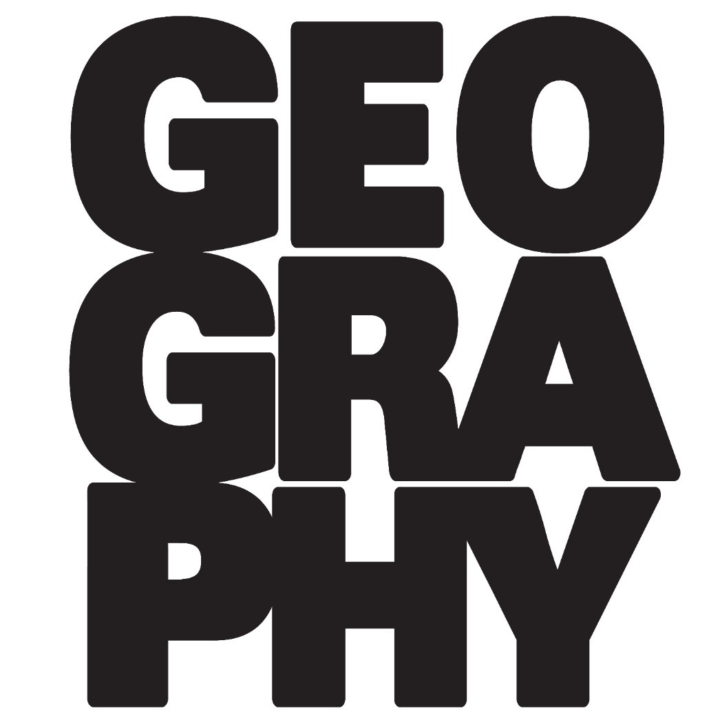Geography SFSS Text Logo