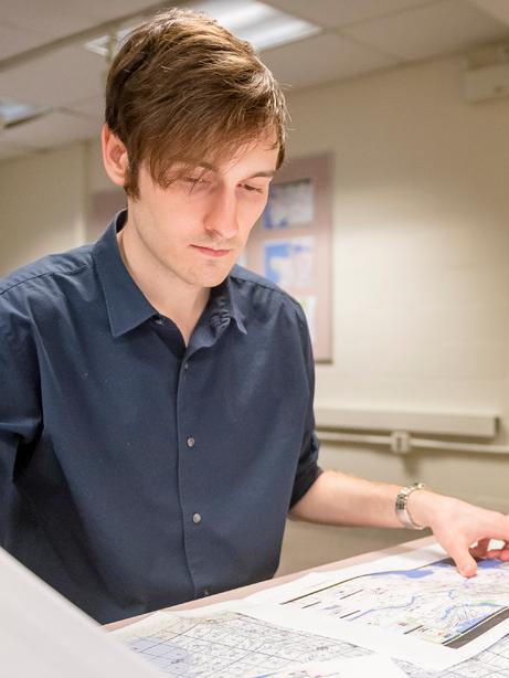 GIS Minor - Department of Geography - Simon Fraser University