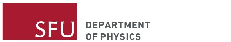 SFU Department of Physics
