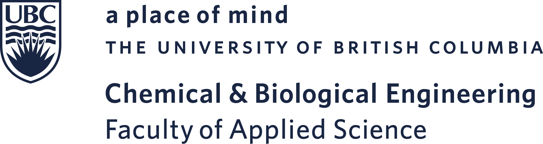 UBC Chemical and Biological Engineering