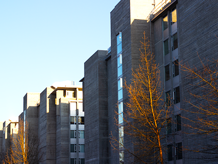 SFU Guest Accommodations Towers