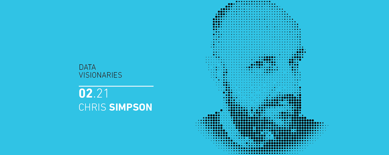 The Data Visionaries: Chris Simpson
