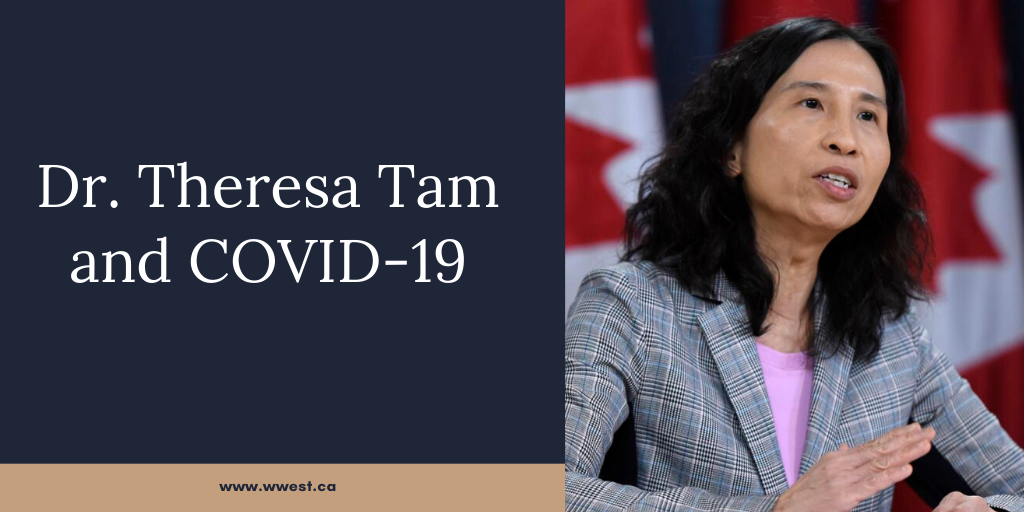 Dr. Theresa Tam and COVID-19