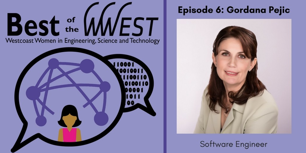 Episode 6: Gordana Pejic, Software Engineer