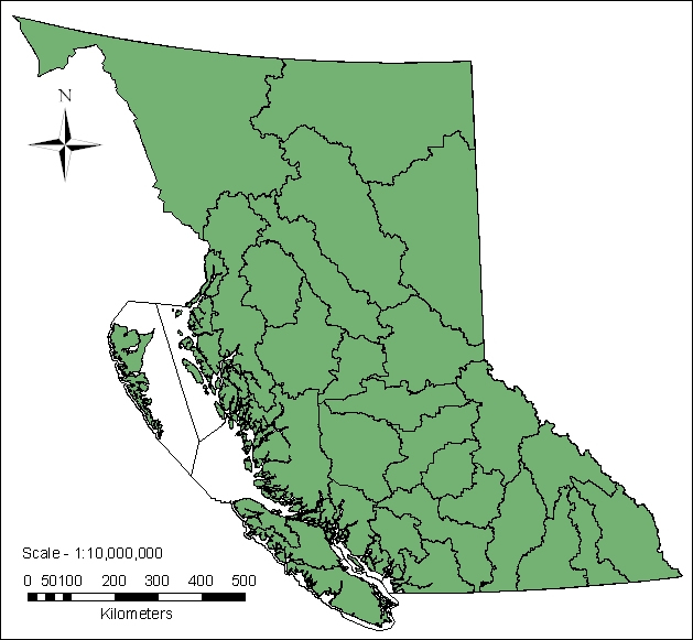 Natural Resources in British Columbia