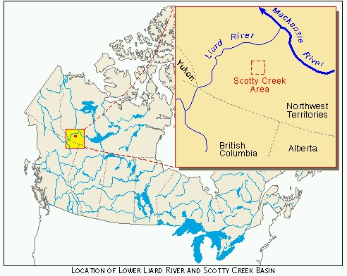 Introduction the liard river valley is a large wetland dominated sub basin of the mackenzie river basin this sub basin has been selected as a research watershed publicscrutiny Choice Image
