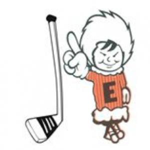 """One variation of """"Mo - the Escanaba Eskymo"""" mascot www.eskymos.com"""