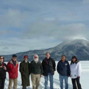 The IPinCH Team at Lake Akan