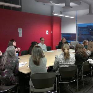 """Transforming Colonial Categories"" Workshop, York University"