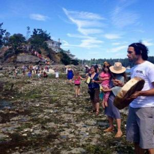 Safeguarding Indigenous Heritage. Grace Islet Facebook Page