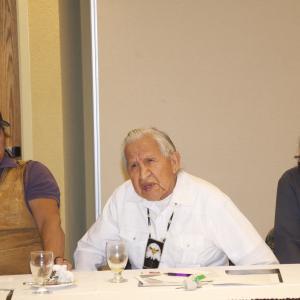 Chief Wayne Christian (Spallumcheen First Nation), Ernie Philip (Little Shuswap