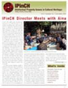 IPinCH Newsletter Vol. 1 No. 2 (November 2009)
