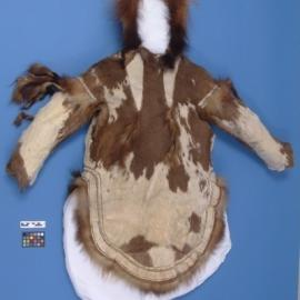 Inuvialuit Parka from the Smithsonian Collection
