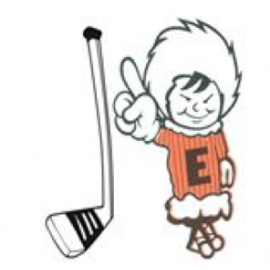 "One variation of ""Mo - the Escanaba Eskymo"" mascot www.eskymos.com"