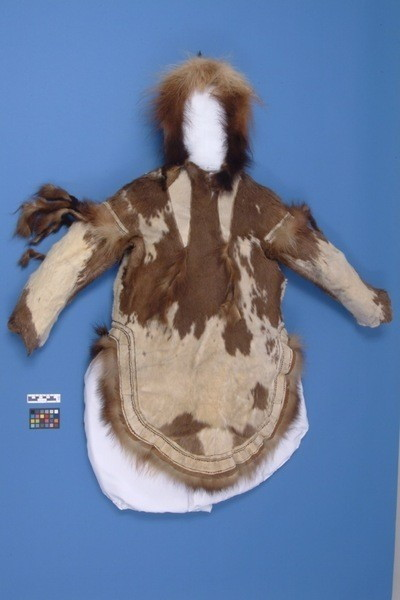 inuit parkas  of survival and social media