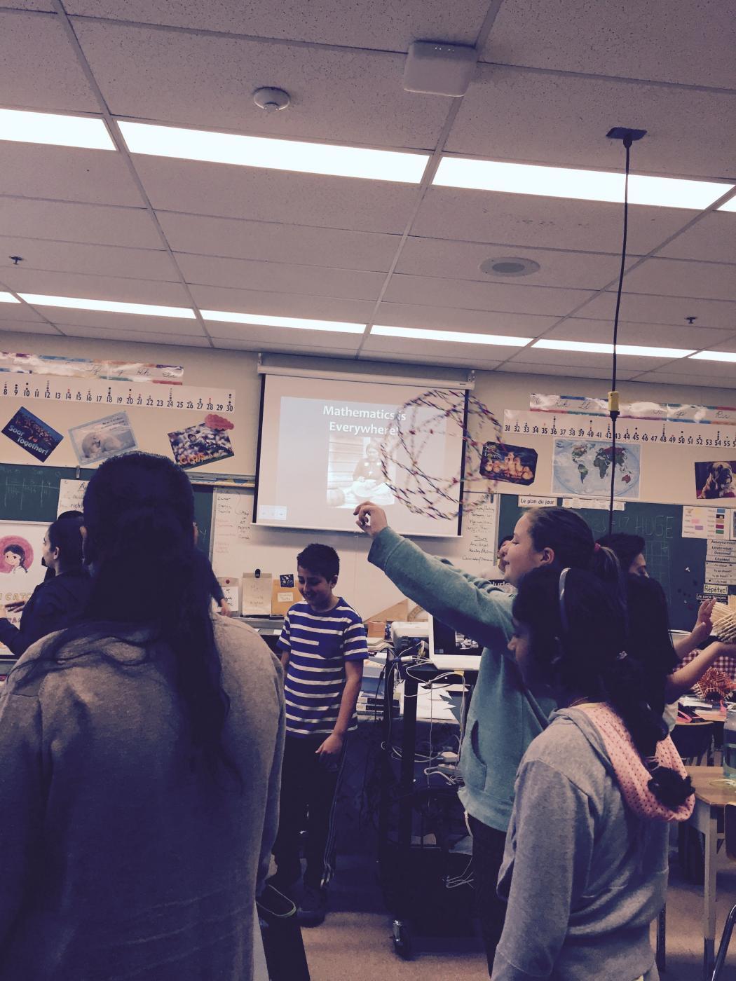Classroom Design For Grade 2 ~ Gibson elementary school delta b c math catcher