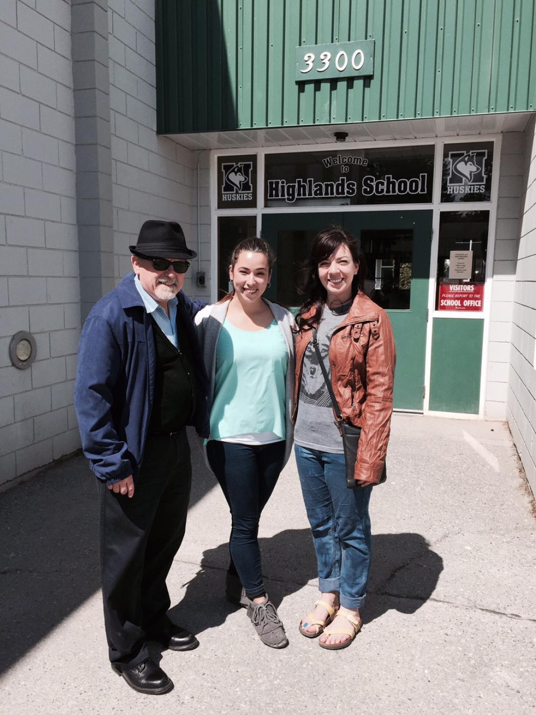 Highland Elementary, Cranbrook, B C  | Math Catcher