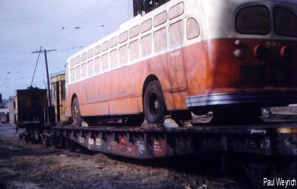 Milwaukee Trolley Photos 5