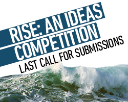 RISE: An Ideas Competition Addressing Sea Level Rise