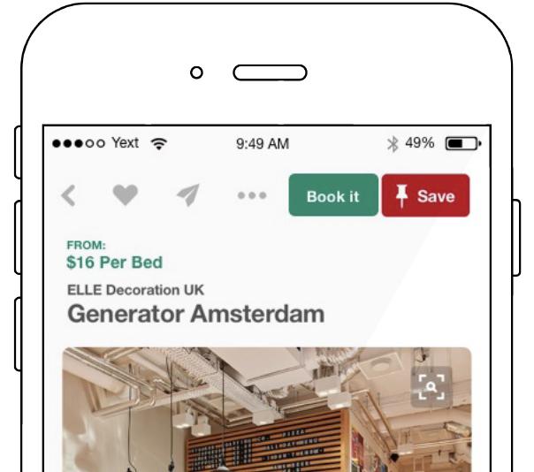 Generator + Pinterest