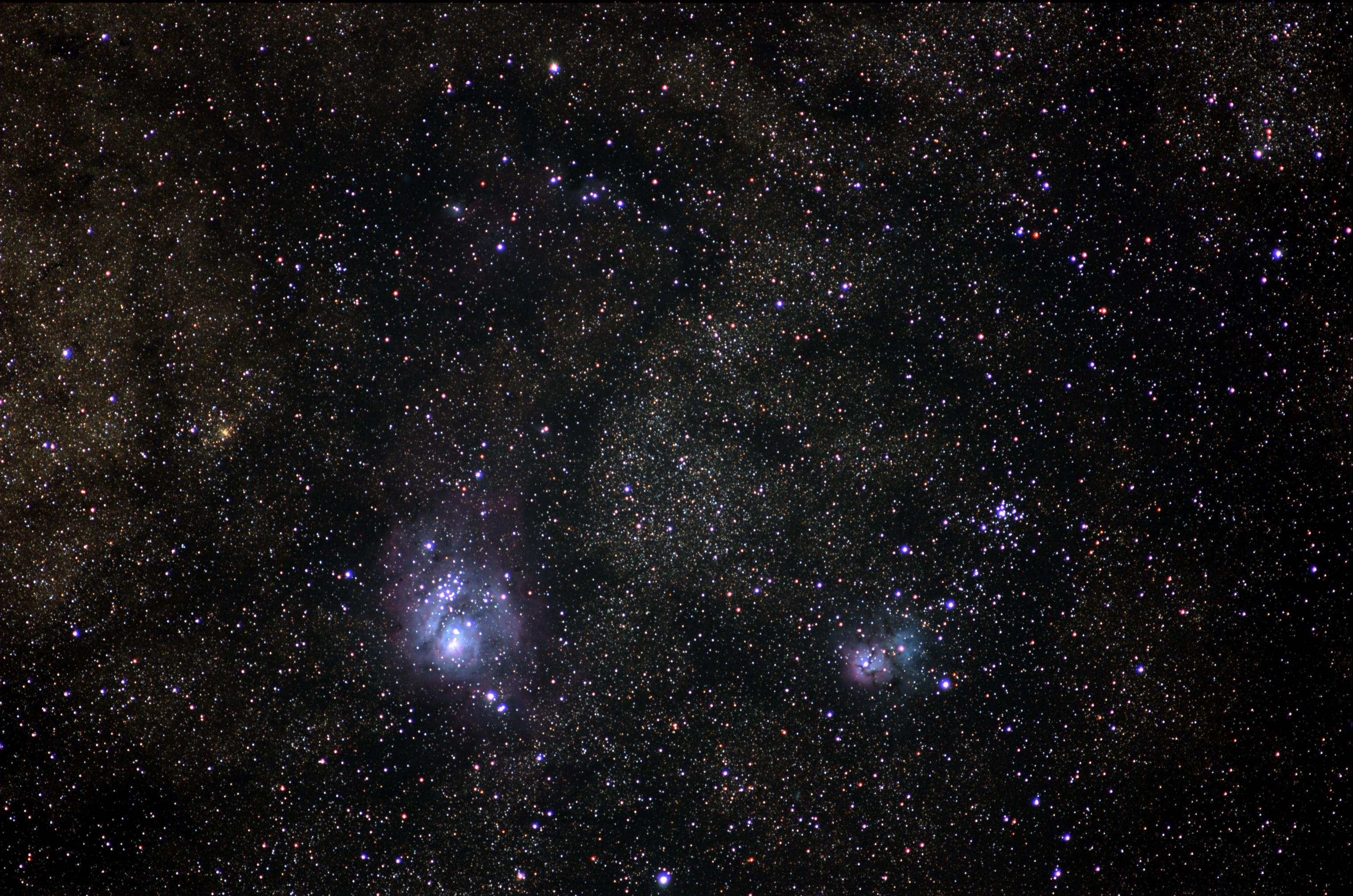 nikon  canon dslr cameras  astrophotography