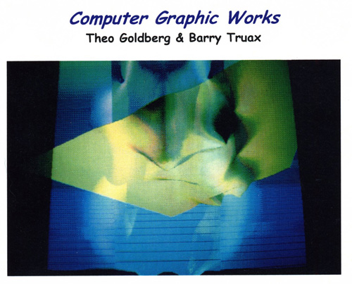 Barry Truax - Androgyne : Electroacoustic And Computer Music By Barry Truax