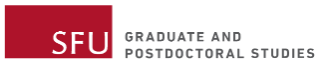Simon Fraser University | Graduate and Postdoctoral Studies