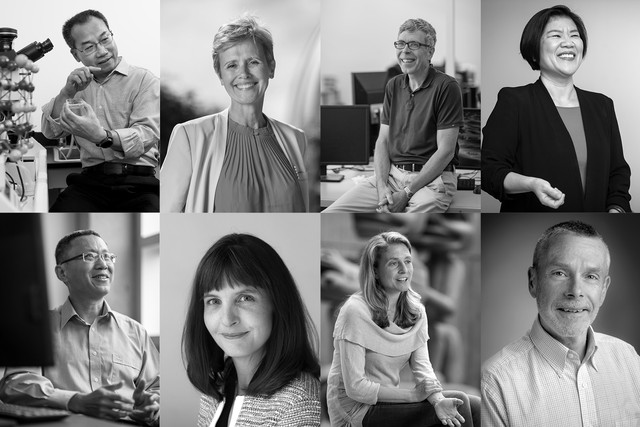 Building a better future: eight SFU innovators named to Royal Society of Canada