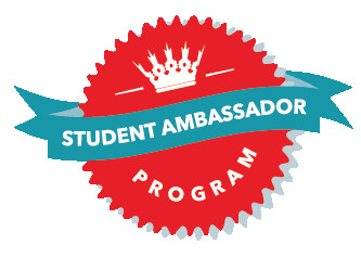 Logo of Student Ambassador program