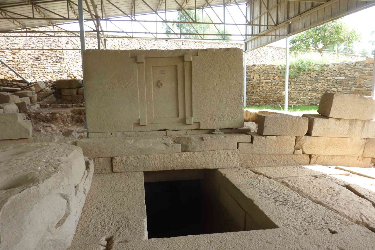 Aksum's Treasures: Reminders of an Ancient Civilization