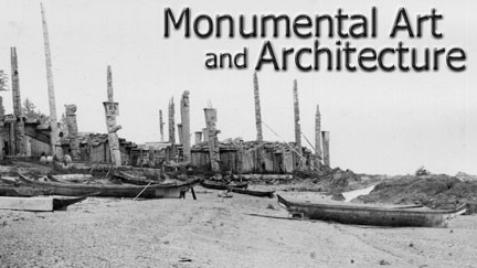 Monumental Art and Architecture