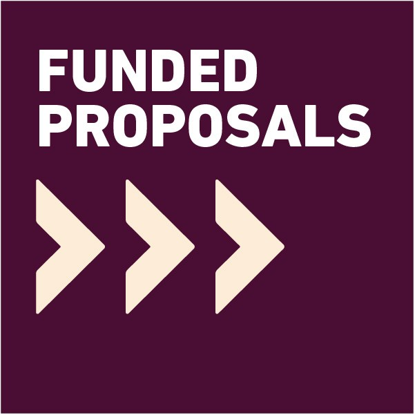 Funded proposals