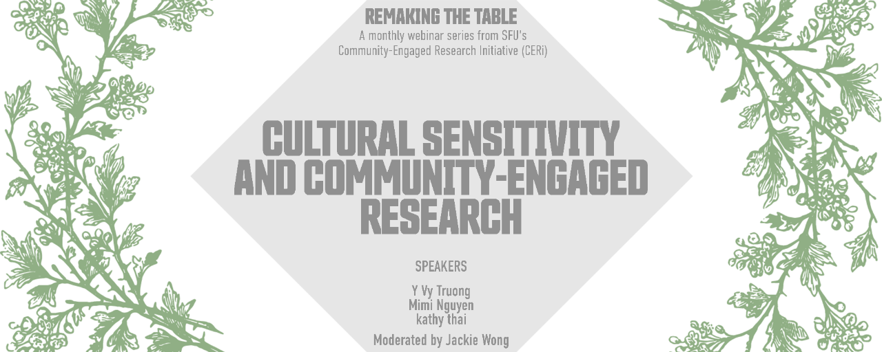Recap: Cultural Sensitivity and Community-Engaged Research