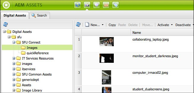 Uploading Images and Other Files - Content Management System - Simon