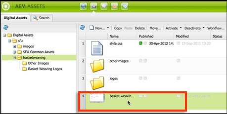 Uploading Images and Other Files - Content Management System