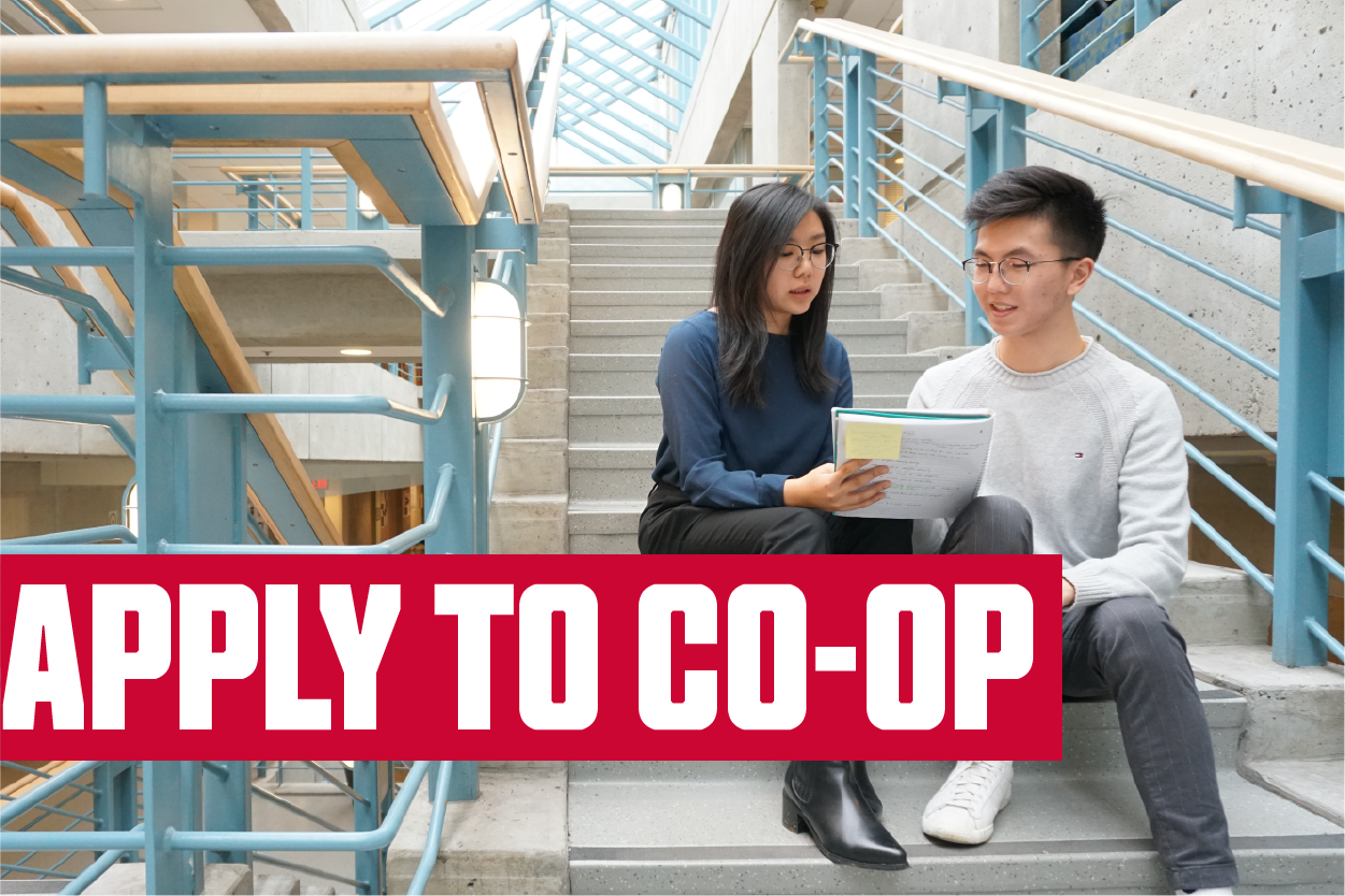 Apply to Co-op