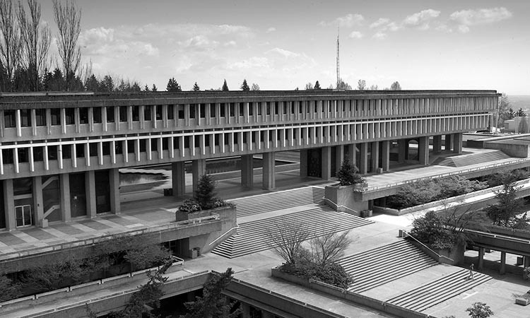 SFU Burnaby Campus