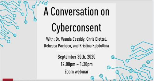 A Conversation on Cyberconsent