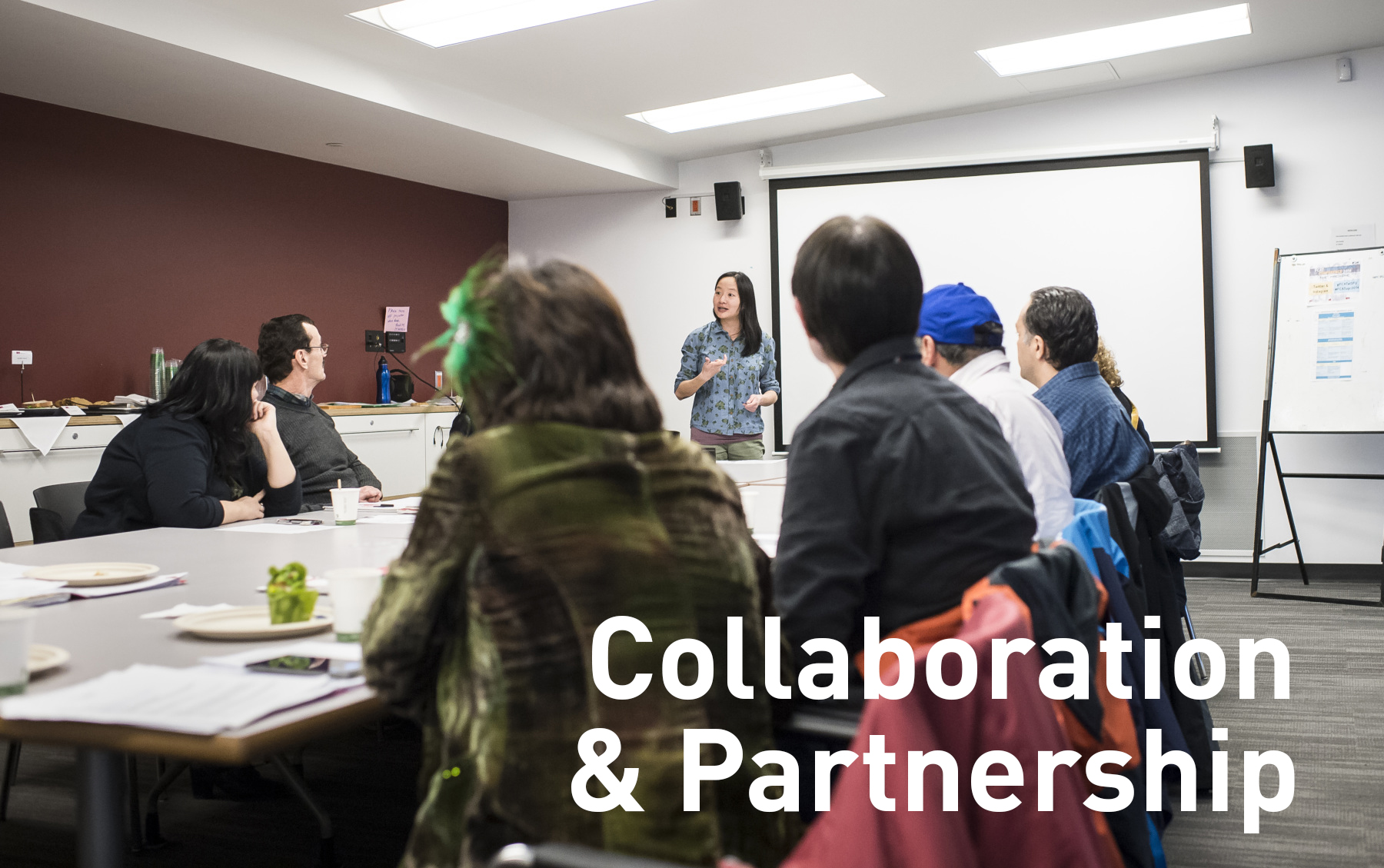 Opportunities for Collaboration & Partnership