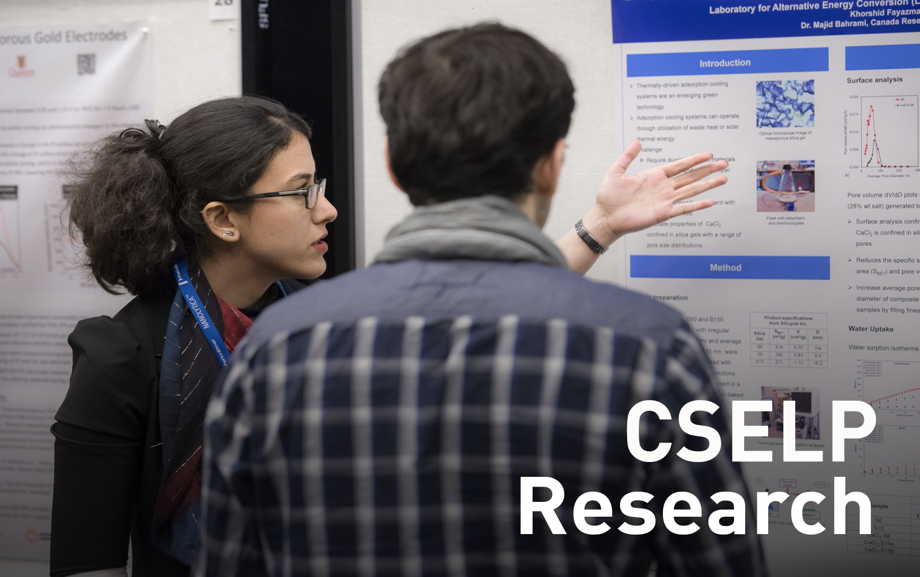 Current CSELP Research