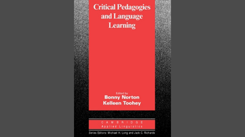 Critical Pedagogies and Language Learning (Book)
